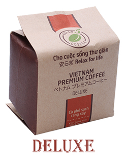 Hello 5 Coffee Deluxe - VietNam Premium Coffee