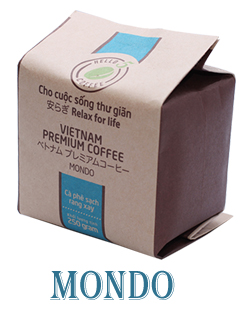 Hello 5 Coffee Mondo - VietNam Premium Coffee