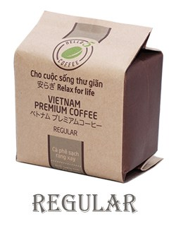 Hello 5 Coffee Reguar - VietNam Premium Coffee