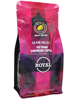 Hello 5 Coffee Royal - VietNam Premium Coffee
